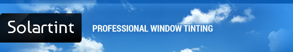 Solartint - Professional window tinting